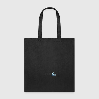New Wave - Tote Bag