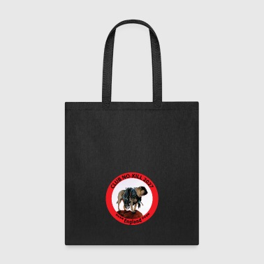 CLUB NO-KILL England #1 - Tote Bag