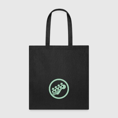 bass green - Tote Bag