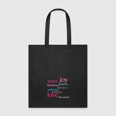 Fruits of the Spirit - Tote Bag