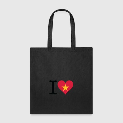 I Love Vietnam - Tote Bag