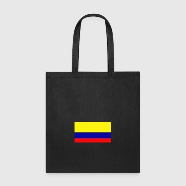 colombia flag 121244963 - Tote Bag