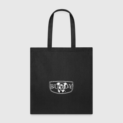 Dog Buddy Gift - Tote Bag