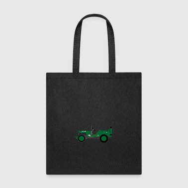 US Army Vehicle - Tote Bag