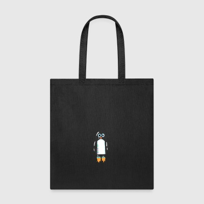penguin ship - Tote Bag