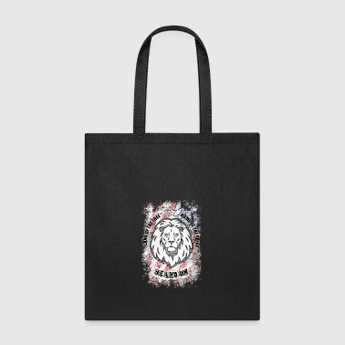 Beard On Patriotic Shirt - Tote Bag