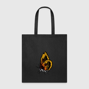 Yellow Butterfly - Tote Bag