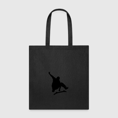 Jumping skater - Tote Bag