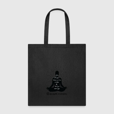 Inspirational yoga - Tote Bag