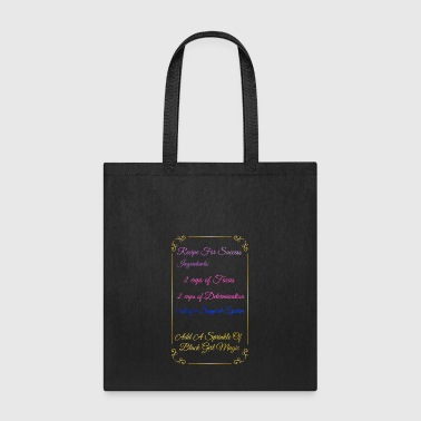 Recipe For Success - Tote Bag