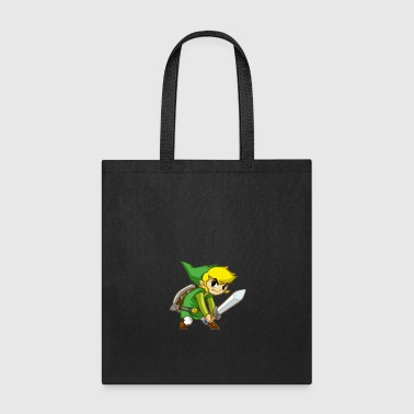 legend of zelda link - Tote Bag