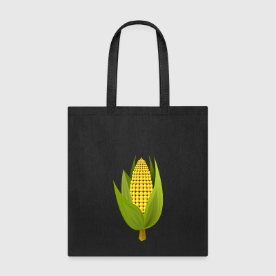 mais corn maize getreide veggie gemuese vegetables - Tote Bag
