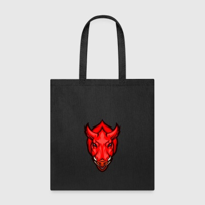 red_pig - Tote Bag