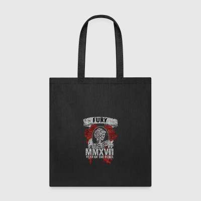 ABNF MMXVII Year Of The Rebel Black Maiden - Tote Bag