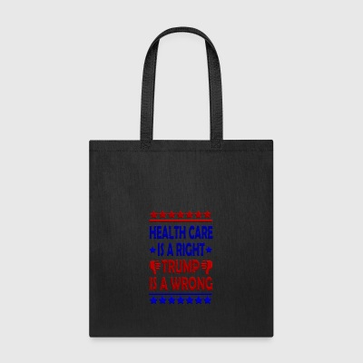 trumpright - Tote Bag