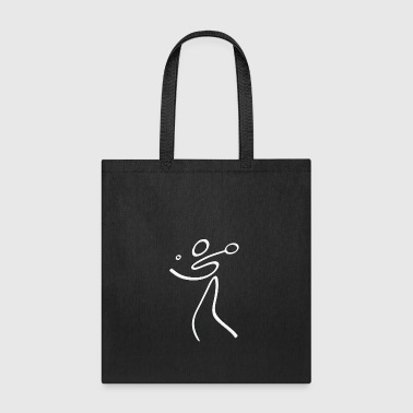 Table Tennis Pictogram - Tote Bag
