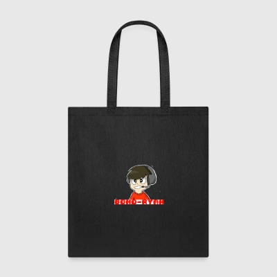 Official 80HD-Ryan Logo Merch - Tote Bag