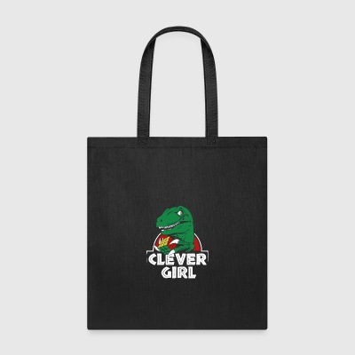 CLEVER GIRL - Tote Bag