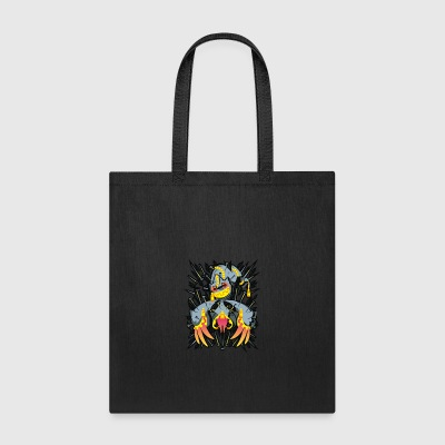 Puppet s Curse - Tote Bag