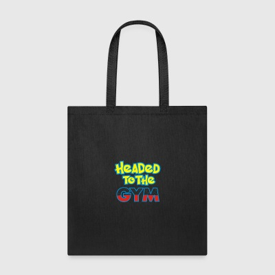 Yelow GYM - Tote Bag