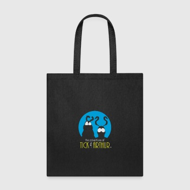 Tick and Arthur - Tote Bag