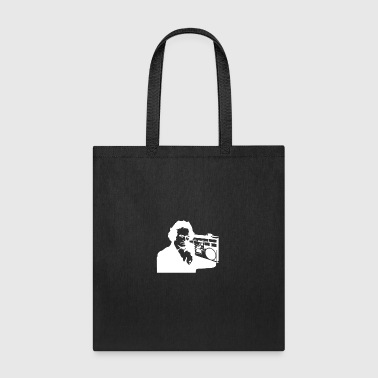 Beethoven Ghetto Blaster - Tote Bag