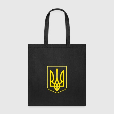 Ukrainian Ukraine Coat Of Arms Country Flag - Tote Bag