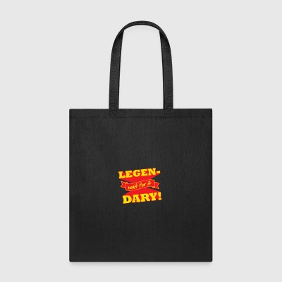 Legendary - Tote Bag