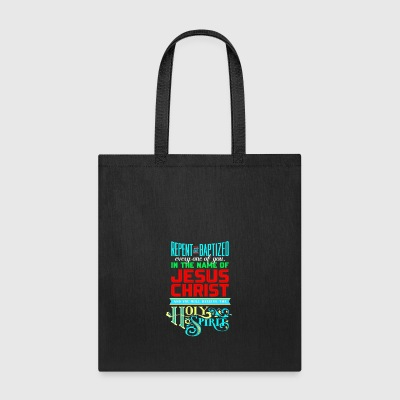Jesus chirst Holy spirit - Tote Bag