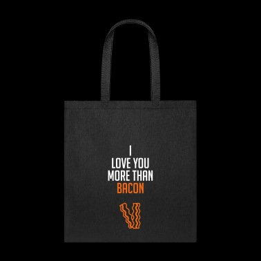 Bacon. Lover. Pig. Meat. Food. Breakfast. Quote - Tote Bag