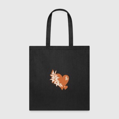Valentine Hearts - Tote Bag