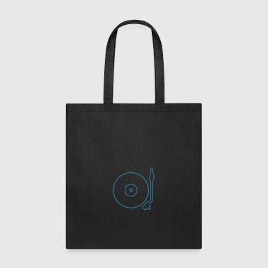 Turntable Icon - Tote Bag