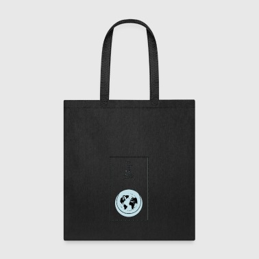 Electrified - Blue - Tote Bag