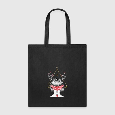 Butterfly Girl - Tote Bag