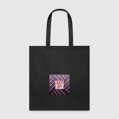 4th of July, July IVth - Tote Bag