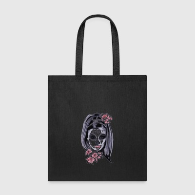 Woman Tatoo design - Tote Bag