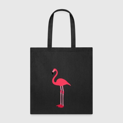 Flamingo Pinky - Tote Bag