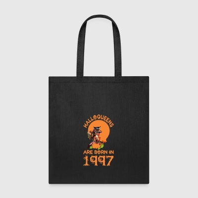 Halloqueens Are Born In 1997 - Tote Bag