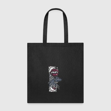 vampire_mouth - Tote Bag