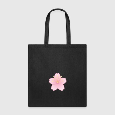 SLIM CHERRY BLOSSOM/ YungBones Merch - Tote Bag