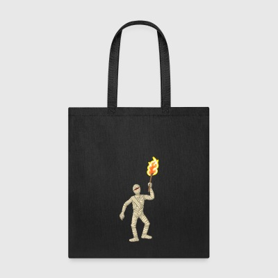 mummy clipart - Tote Bag