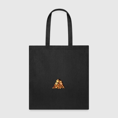 Log Design - Tote Bag