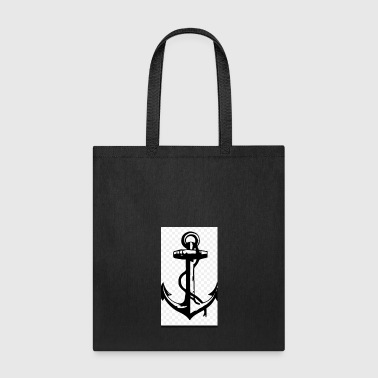 Platinum Anchor - Tote Bag