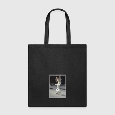 The_white - Tote Bag