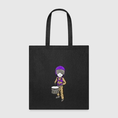 Aviators Mascot Marching Band - Tote Bag