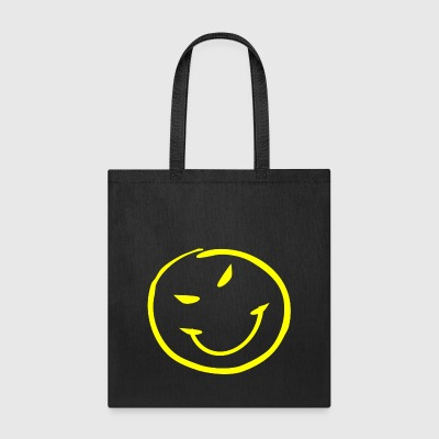 Wicked Face - Tote Bag