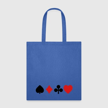 playing cards - Tote Bag