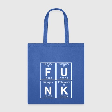 F-U-N-K (funk) - Full - Tote Bag
