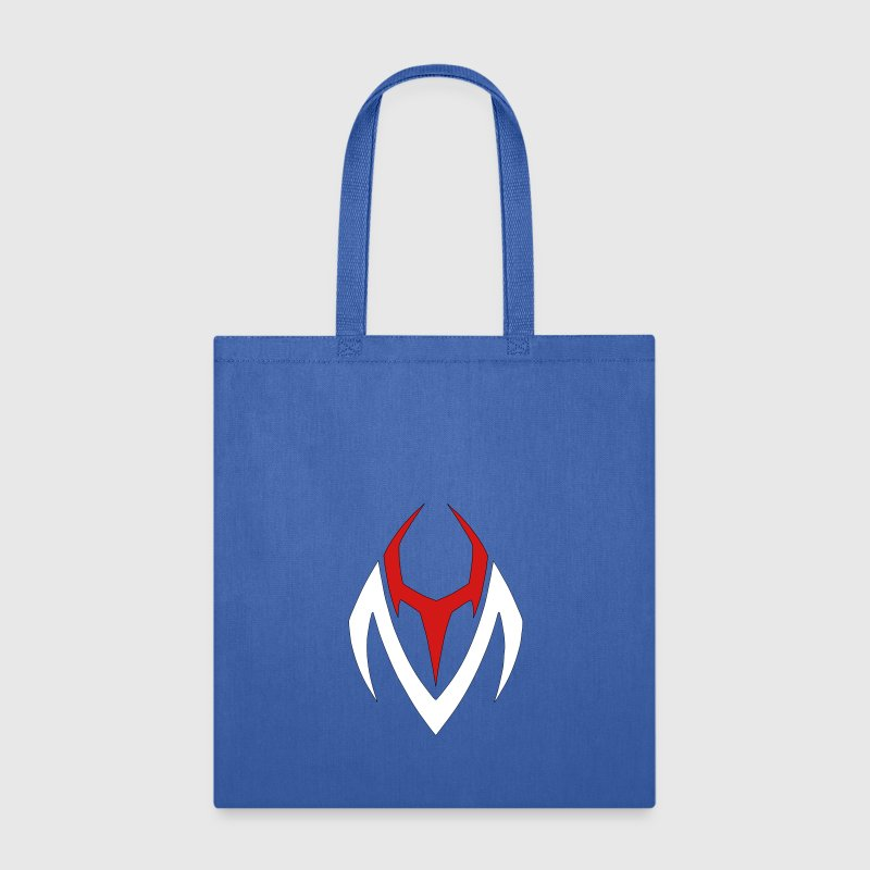 YM logo red n white - Tote Bag