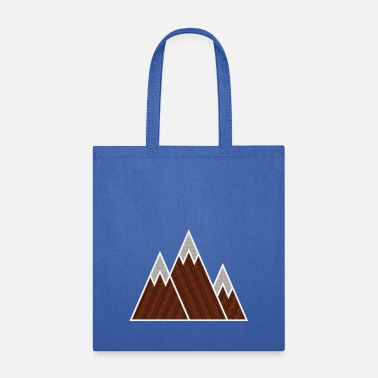 Concrete Concrete Mountains - Tote Bag